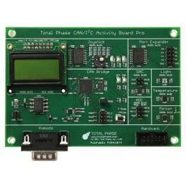 CAN/I2C Activity Board Pro, Total Phase Inc.